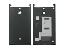 Genuine Sony LT22i Xperia P Black Battery Cover - 1251-0967