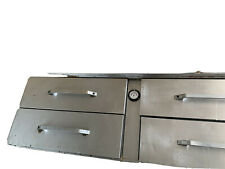 Commercial Refrigerated Chef's Base, Four (4) Drawer With All New Gaskets.