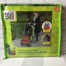 The Hungry Caterpillar  Baby Stroller Weather Shield