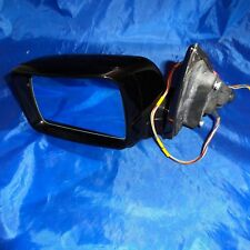 2000-2005 BMW X5 e53, Outside Mirror LEFT (Driver's) Black (12-Pin)