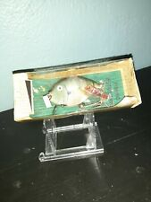 New listing Heddon punkinseed 9630 Bgl Lure In Box