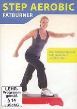 Step de aerobic quema grasas/nuevo/DVD #11377