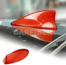 Red Carbon Fiber Shark Fin Antenna Cover For Lexus LS ES IS LX NX CT RC UX LM RX