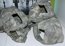 D- 1 Eins US ACH gefechtshelm bezug tarnüberzug UCP NVG shroud hole helmet cover