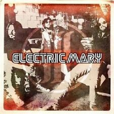ELECTRIC MARY - III  CD + DVD HEAVY METAL NEW