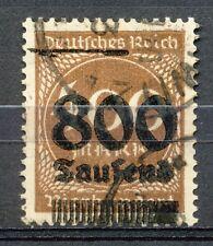 Reich 305 A gebruikt; infla geprüft