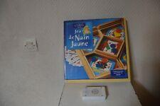 JEU DE NAIN JAUNE EN BOIS  LES GRAND CLASSIQUE COMPLET GAME BOARD