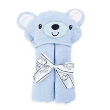 Blue Bear Baby Boy Hooded Baby Bath Towel : Bath Bath Towels and Bath Products