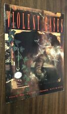 Violent Cases Tpb - Neil Gaiman / Dave McKean - Tundra Publishing - Oop