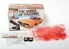 The Dukes Of Hazzard General Lee Dodge Charger Model Kit 1:25 MPC 1979 USA Made