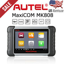 Autel MaxiCOM MK808 MX808 OBD2 Auto Diagnostic Scanner As MaxiDAS DS808 DS708
