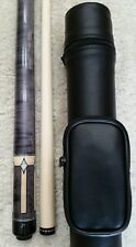 J. Pechauer JP14-Q Wrapless Cue, IN STOCK READY TO SHIP,Free McDermott Hard Case