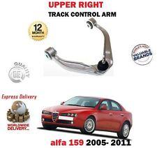 ALFA 159 2005-2011 SPORTWAGON NEW UPPER RIGHT HAND RH WISHBONE TRACK CONTROL ARM