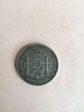 AL FONSO XVII 5 pesetas 1876 TTB