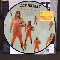 Kiss Ace Frehley Picture Disc RSD LP Poster Download Card Never Opened