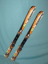 Rossignol Racing Radical SX kids jr race skis 120cm w Rossignol COMP J bindings~