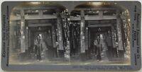 Giappone Japan Kioto Foto Stereo Vintage Analogica