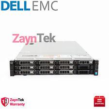 Dell PowerEdge R730XD Rack Server | 256GB DDR4 2xE52670v3 10x2TB SAS 2x300GB SAS