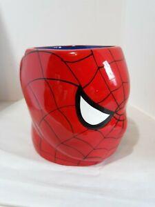 Marvel Spiderman 3D Coffee Mug Vintage