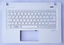 Original Acer Aspire V3-331 V3-371 deutsche Tastatur QWERTZ im Obergehäuse weiss