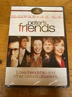 Peter's Friends   Emma Thompson, Stephen Fry    Brand New DVD LAST ONE
