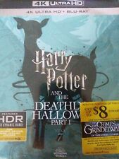 4K UltraHd Harry Potter And The Deathly Hallow Part 1 Year 7