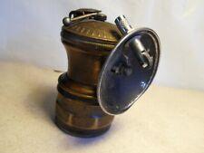 New listing Vintage Auto Lite Miners Lantern Universal Lamp Usa
