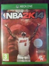 NBA 2K14 Nuevo Xbox One Lebron 6 James Baloncesto basket en castellano & english