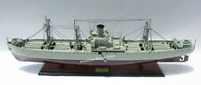 """WW2 Liberty Ship Jeremiah O'Brien Model 35"""" Handcrafted Wooden Model NEW"""