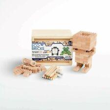 Eco-Bricks Bamboo - wooden bricks - 45pc