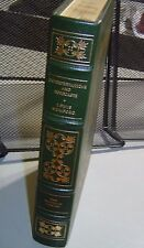LEWIS MUMFORD Interpretations and Forecasts 1922-1972 FRANKLIN LIBRARY LEATHER