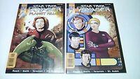Star Trek Voyager: Planet Killer 1 & 2(Wildstorm)2001 HIGH GRADE -- VF/NM