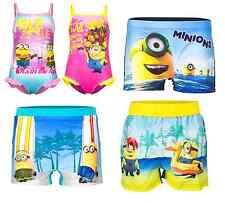 Abbigliamento da mare e piscina per bambini dai 2 ai 16 anni taglia 2 anni