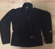 Women's Patagonia R1 Full-Zip Fleece Jacket, Size SMALL S, BLACK