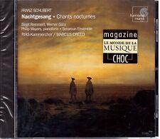 Schubert: Canti Notturni / Creed, Remmert, Gura, Mayers, Rias-Kammerchor - CD