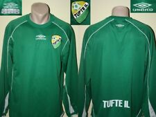 Jersey Camiseta Trikot Maglia Shirt Longsleeve TUFTE IL Umbro Heia Tufte Norway