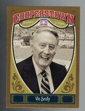 VIN SCULLY - 2013 PANINI - COOPERSTOWN BASEBALL - #65 PWE