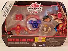 Bakugan BRAWLER Game Pack GUNDALDIA - 2 Bakugan, 2 Battle Gear 1 Super Assult
