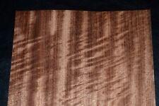 Etimoe Wood Veneer 6 Sheets at 8.5 x 27 inches 1/42nd F8636-16