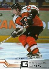 2001-02 UPPER DECK YOUNG GUNS KIRBY LAW #202