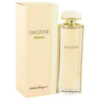 Emozione by Salvatore Ferragamo for Women - 3.1 oz / 92 ml EDP Spray New In Box
