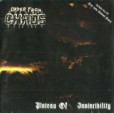 ORDER FROM CHAOS - Plateau of invincibility CD (Shivardshana, 2015) *Re-Issue