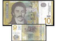 SERBIE  10 dinara  2006    AF 4657174
