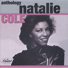 "Natalie Cole- ""Anthology""/2 CD Set/Capitol Recordings/MINT!/$4.99 OPENING BID!"