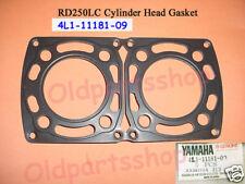 Yamaha RD250LC Cylinder Head Gasket NOS RZ250 HEAD GASKET 4L1-11181-09