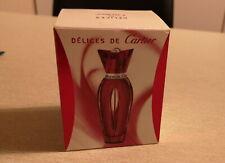 Grundpreis100ml/264,44€)45ml Reines Parfum / Extrait Delices De Cartier 3 x 15ml