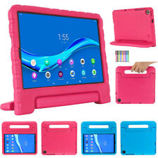 """For 10.3"""" Lenovo Tab M10 FHD Plus 2nd Gen Kids Shockproof Foam Stand Case Cover"""