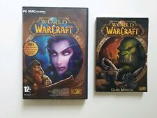 World Of WarCraft (PC/Mac, 2005, DVD-Box) Classic Vanilla