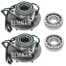 Timken  Wheel Bearing and Hub Assembly For Dodge Ram 1500 4WD