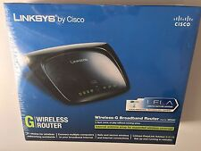 Linksys Wireless-G Broadband Router Model No. WRT54G2 V1.5 ir8 514 Speedbooster